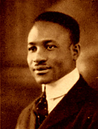 Mayo Williams in the  1920s
