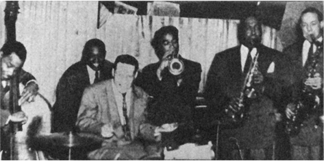 Red's 1945 band