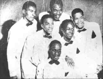 The Spaniels in 1953