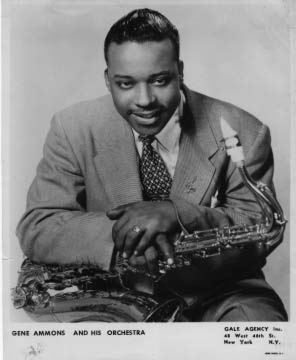 Gene Ammons in the early 1950s