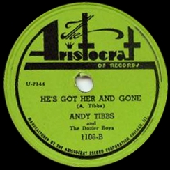 Andy Tibbs,