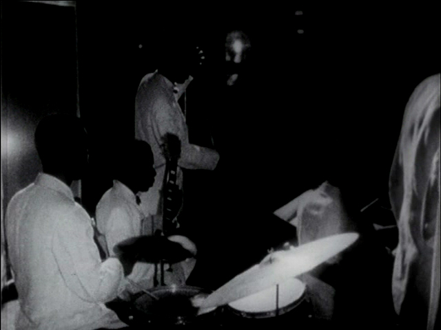 BeBop Sam Thomas in 1957 or  1958 from The Cry of Jazz