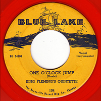 King Fleming on Blue Lake 104