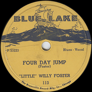 Little Willy Foster,
