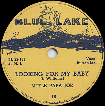 Little Papa Joe,