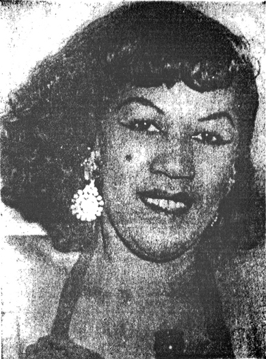 Byllye Williams in 1957