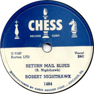 Robert Nighthawk,