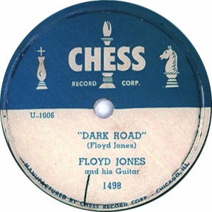 Floyd Jones, 'Dark Road