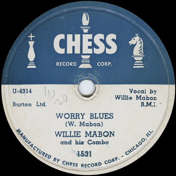 Willie Mabon,