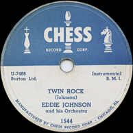 Eddie Johnson on Chess 1544