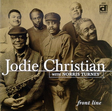 Jodie Christian's recording band, 1996