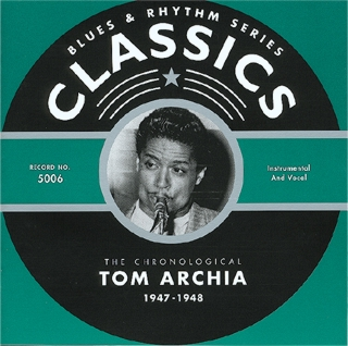 Tom Archia's CD on Classics 5006