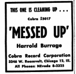 Ad for Cobra 5012, June 10, 1957