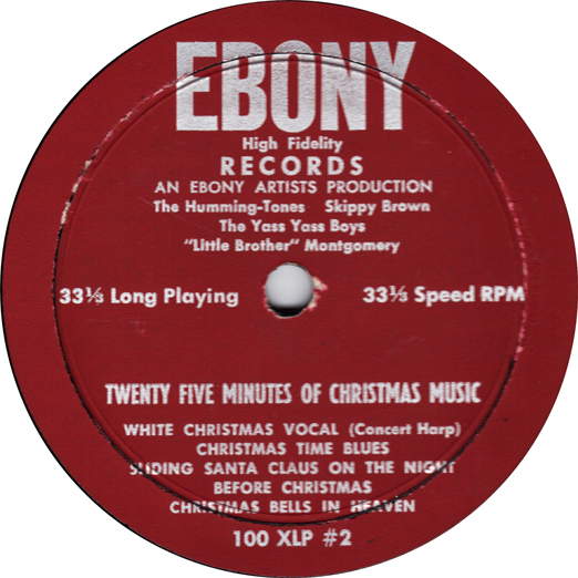An Ebony Artists Production, Ebony 100 XLP #2