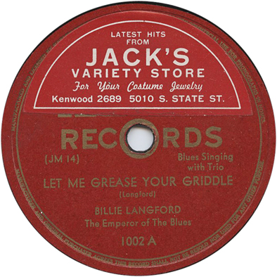 Billie Langford,