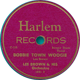 Lee Brown,