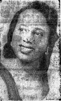Hattie Randolph in 1955