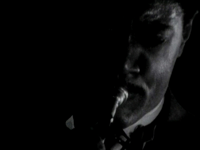 Hobart  Dotson in the Blues at Midnight scene