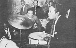 Ike Day at the Macomba Lounge with Kenny Dorham and Max Roach