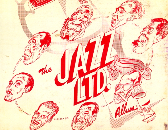 Cover of the Jazz Ltd. album