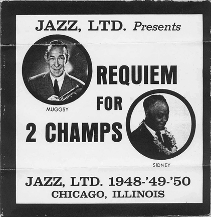 The Jazz Ltd. EP cover, from 1967