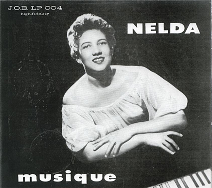 Nelda Dupuy, Musique, on JOB LP 004, front cover