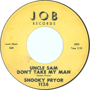Snooky Pryor,