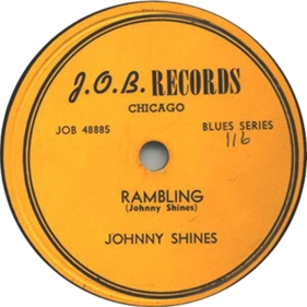 Johnny Shines,