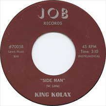 King Kolax on JOB 7005
