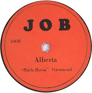 Stick-Horse Hammond,
