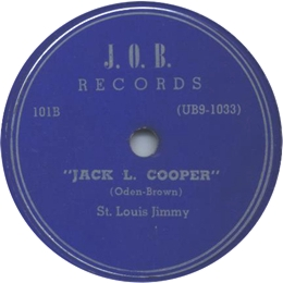 St. Louis Jimmy,