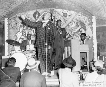 The Jo Jo Show, 1954 or 1955