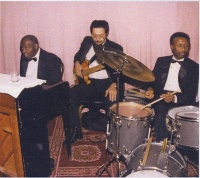 King Fleming trio, late period