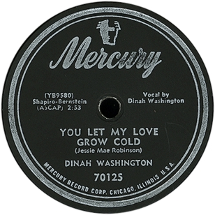 Dinah Washington,