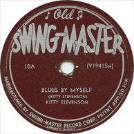 Kitty Stevenson on Old Swing-Master 10