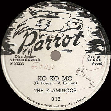 The Flamingos,