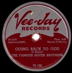 Famous Boyer Brothers,