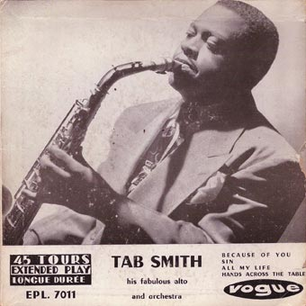 Tab Smith, Vogue EP